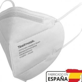 mascarilla FFP2 TEELMASK.